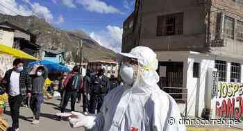 Huancavelica: Inicia tamizaje a vendedores en puntos de abastecimiento - Diario Correo