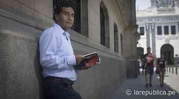 Huancavelica: profesor nominado al 'Nobel de Educación' camina hasta 10 km todos los días para dictar clases - LaRepública.pe