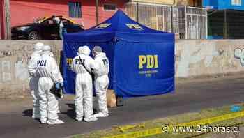 PDI detiene a sujeto que confesó crimen de mujer en Iquique - 24Horas.cl