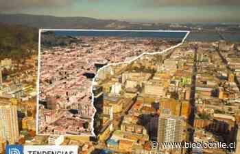 Imágenes muestran cómo ha cambiado el centro de Concepción en los últimos 30 años - BioBioChile