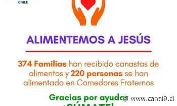 Iniciativas solidarias del Arzobispado de Concepción que van en ayuda de los más necesitados en esta pandemia - Canal 9 Bío Bío Televisión