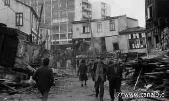 Concepción Histórico: 60 años del terremoto de Valdivia y la demolición del molino Williamson Balfour - Canal 9 Bío Bío Televisión