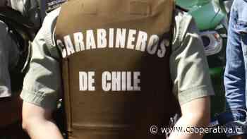 Conductor de aplicación denunció haber sido secuestrado y maniatado en Concepción - Cooperativa.cl