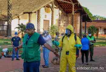 En Concepción fallece una mujer que presentaba síntomas de coronavirus - EL DEBER