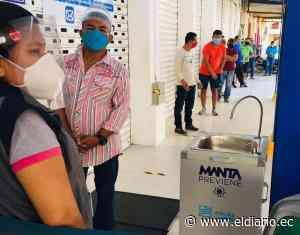 Líderes barriales ven positivo reabrir ventanillas en Tarqui para el pago de agua - El Diario Ecuador