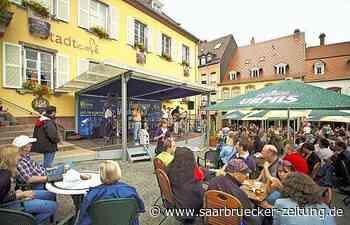 Start des Musiksommer in Homburg noch unklar, Artmosphäre kann wohl stattfinden - Saarbrücker Zeitung