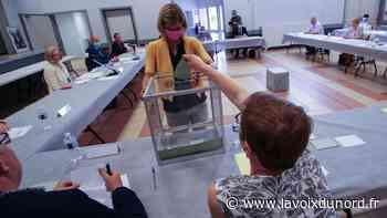 À Beuvry, une troisième écharpe de maire à huis clos pour Nadine Lefebvre - La Voix du Nord