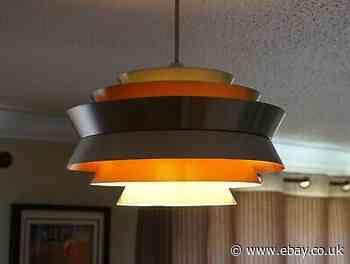 TRAVA PENDANT LAMPSHADE  -  CARL THORE