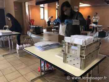(Photos) Saint-Genis-Pouilly: les masques de la Ville sont en cours de distribution - Le Messager