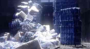 Decomisaron camión con 300 charolas de cerveza en Delicias - El Tiempo de México