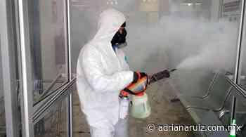 #Delicias   Desinfectarán escuelas antes de regreso a clases - Adriana Ruiz