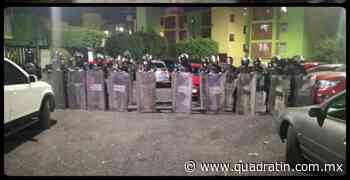 Desactivan fiesta en Morelia por desacato a medidas sanitarias - Quadratín - Quadratín Michoacán