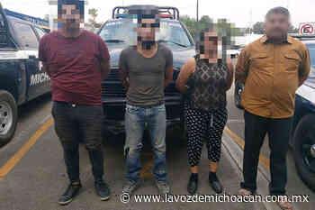 Detienen a joven con marihuana y regidor de Morelia llega a defenderlo; los trasladan a Barandilla - La Voz de Michoacán
