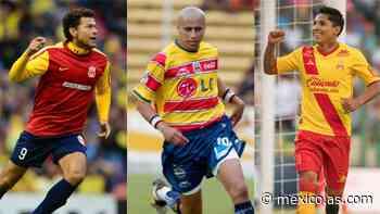 10 goleadores que brillaron en Monarcas Morelia - AS Mexico
