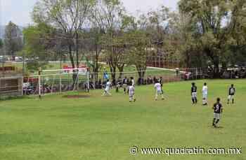 Dan por finalizada la temporada de la Liga Municipal de Morelia - Quadratín - Quadratín Michoacán