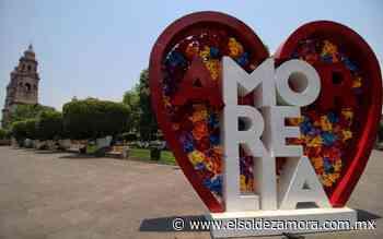 Morelia, ciudad histórica que se convierte en urbe - El Sol de Zamora