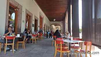 Coronavirus. En Morelia, restaurantes abren sus puertas al público - Milenio