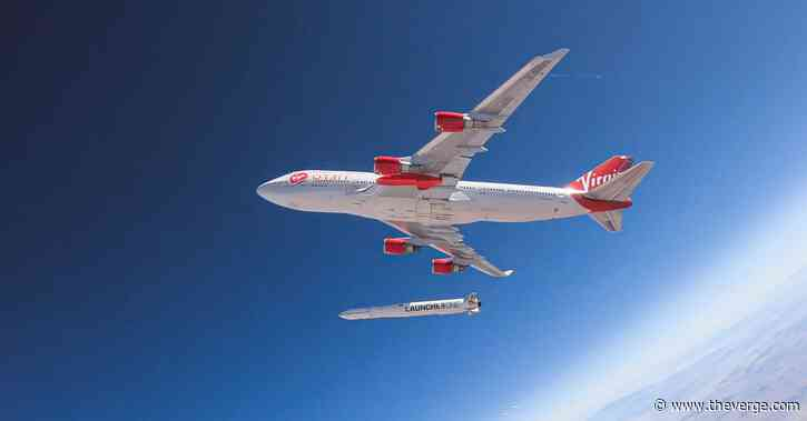 Small satellite launcher Virgin Orbit fails to launch rocket to space during first test flight