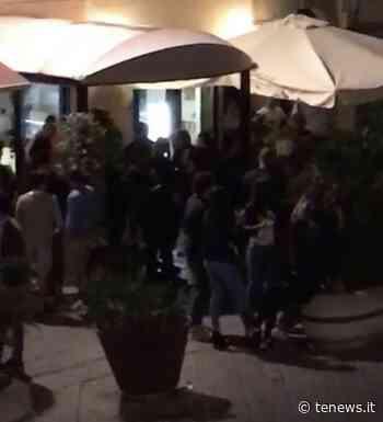 Portoferraio, troppa movida ieri sera nel centro storico - Tirreno Elba News