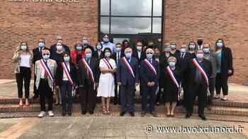 Libercourt : un quatrième mandat pour Daniel Maciejasz - La Voix du Nord