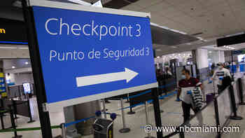 Travelers Return to Miami as Coronavirus Travel Ban on Brazil Set to Take Effect