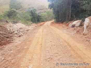 Estradas rurais ganham pavimentação de concreto em Quatis - Diario do Vale