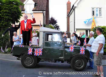 Debden toastmaster gave Cry for Peace on Land Rover - Saffron Walden Reporter