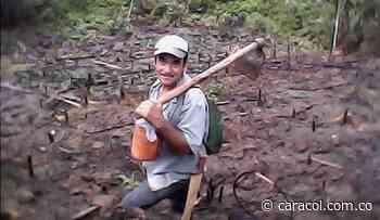Ayuda del Gobierno para cuidar sus cultivos pide campesino en Santander - Caracol Radio