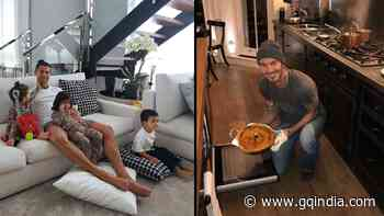 Cristiano Ronaldo to David Beckham, take a tour of these 5 footballers' million-dollar mansions - GQ India
