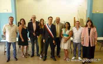 Izon : Laurent de Launay désormais à la tête de la Ville - Sud Ouest