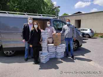 Essonne : un don des gens du voyage à l'hôpital d'Arpajon - Le Républicain de l'Essonne
