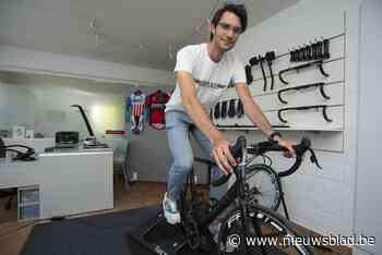 Sportkinesist Korneel Mansis opent 'Bikefitting Surplace' (Zedelgem) - Het Nieuwsblad