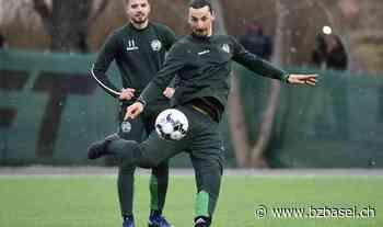 Zlatan Ibrahimovic verletzt sich im Training bei Milan - Basellandschaftliche Zeitung
