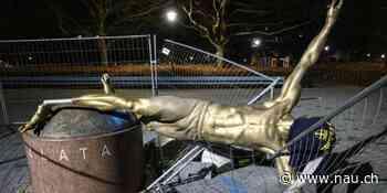 Zlatan Ibrahimovic: Statue in Malmö soll versetzt werden - Nau.ch