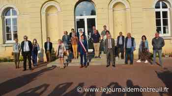 Montreuil : Pierre Ducrocq prend ses fonctions de maire - Le Journal de Montreuil