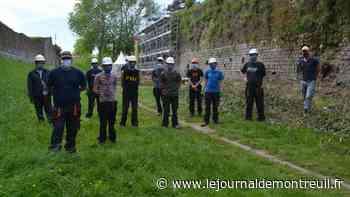 Montreuil: une nouvelle restauration aux portes de la citadelle - Le Journal de Montreuil