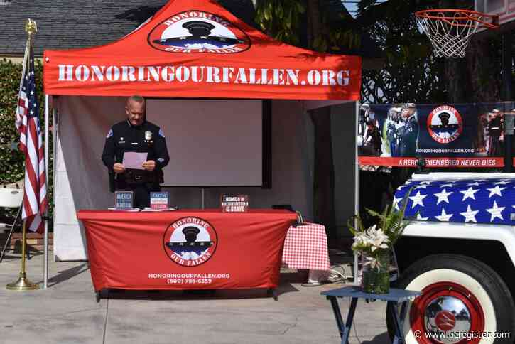 'Honoring Our Fallen' remembers 6,944 service members on Memorial Day