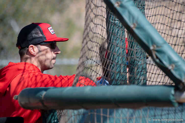 Angels open facilities for limited workouts, 'prefer' to hold second spring training in Anaheim