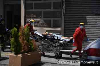 Sanremo: si incendia la cappa in una abitazione di giardini Vittorio Veneto, donna lievemente ustionata (Foto) - SanremoNews.it