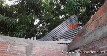 Fuertes lluvias dejan 50 familias afectadas en Cimitarra, Santander - http://www.radionacional.co/