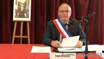Linselles: Paul Lefebvre a été élu maire, sans aucune opposition - La Voix du Nord