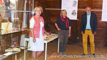 Bad Wildbad: Ausstellung über Souvenirs hat geöffnet - Bad Wildbad - Schwarzwälder Bote