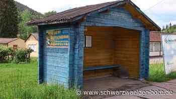 Bad Wildbad: Neuer Anstrich nötig - Bad Wildbad - Schwarzwälder Bote