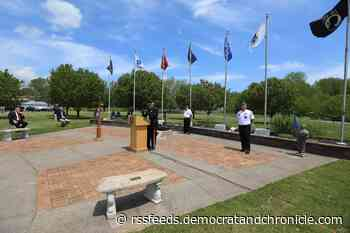 Memorial Day services move to Facebook, county breaks ground on War on Terror Memorial