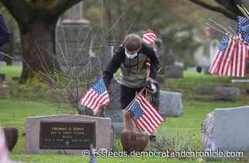 Memorial Day: Here's how to honor veterans in the Rochester region May 25