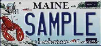 New York license plates may not be welcome in Maine