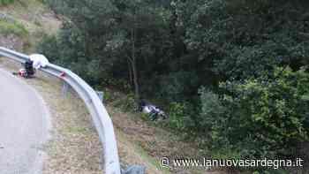 Sadali, motociclista gravemente ferito in un incidente - La Nuova Sardegna