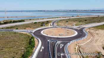 Cagliari, taglio del nastro per la nuova viabilità al Porto Canale e zona Industriale - Casteddu on Line