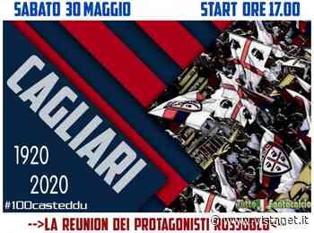 Cagliari calcio: la reunion dei protagonisti rossoblù | Cagliari - vistanet