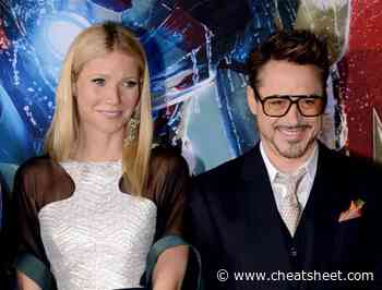 Robert Downey Jr.'s On-Screen Kisses With Gwyneth Paltrow Have Never Bothered the 'Iron Man' Star's Wife, Susan Downey - Showbiz Cheat Sheet
